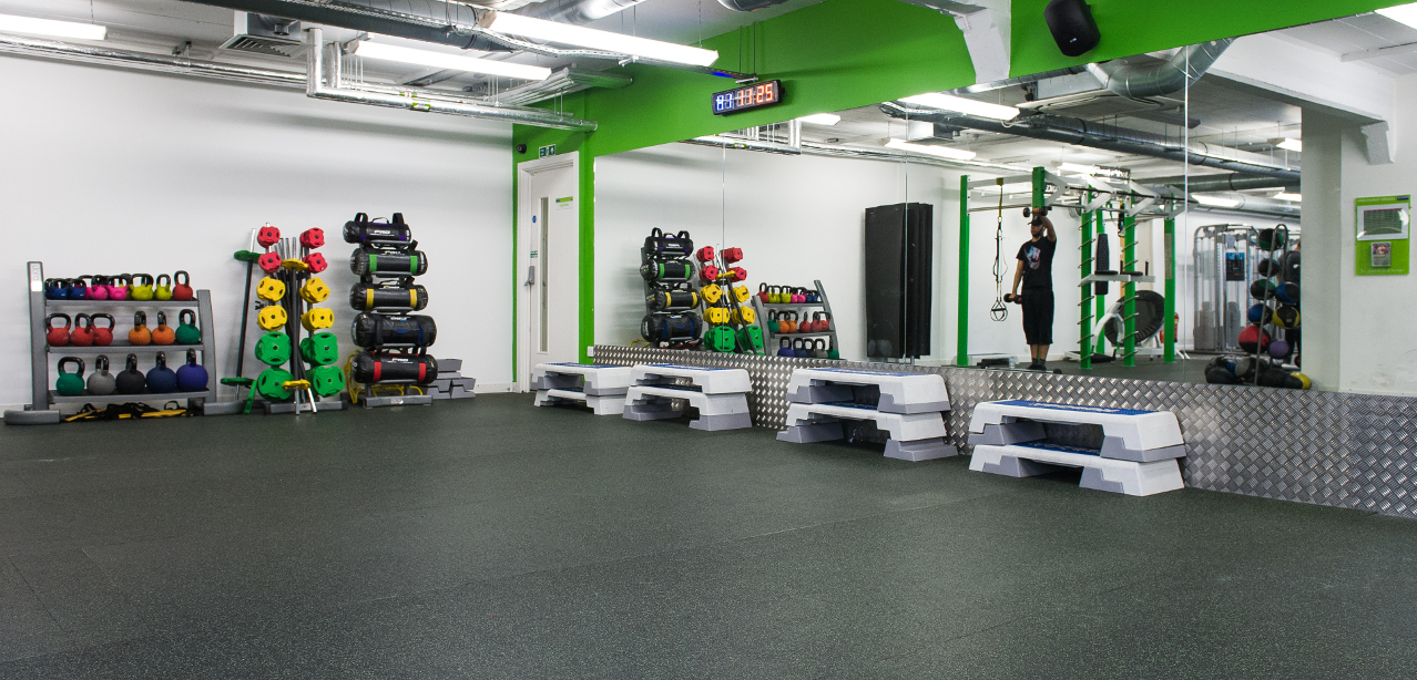 Energie Fitness Gym Internal